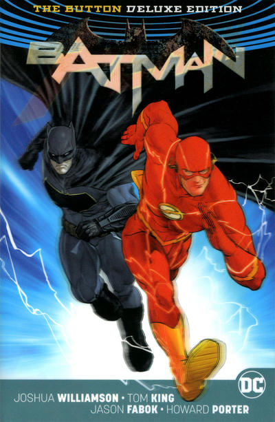 Batman/The Flash: The Button Hc