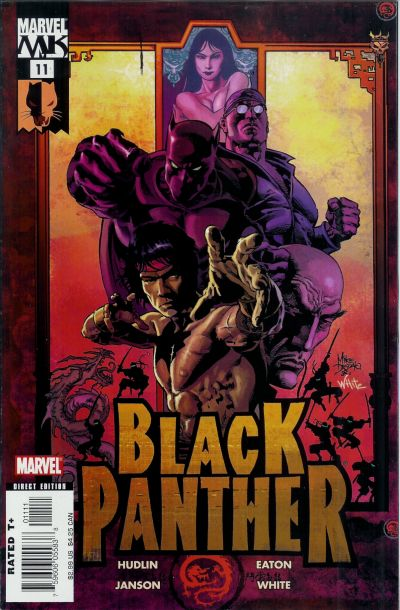 Black Panther vol.3