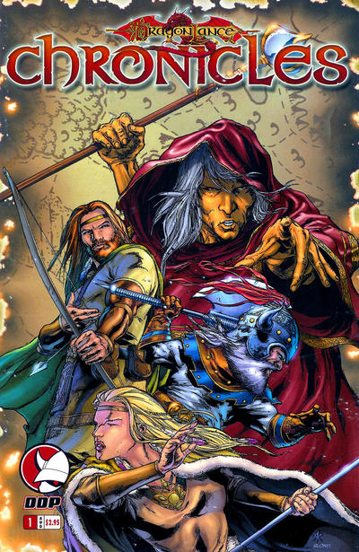 Dragonlance Chronicles Vol. 1.