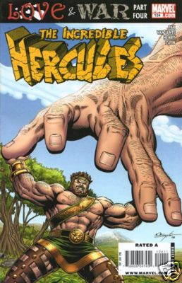 The incredible Hercules (2008)