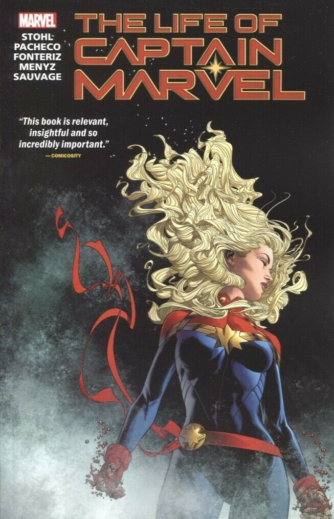 The Life of Captain Marvel tpb