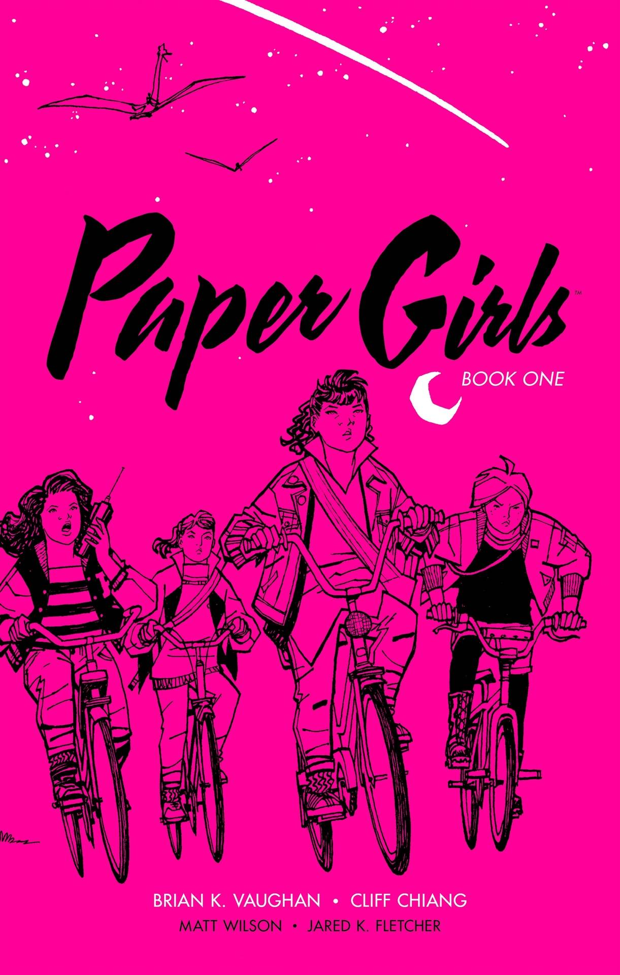 Paper Girls Deluxe Edition Hc