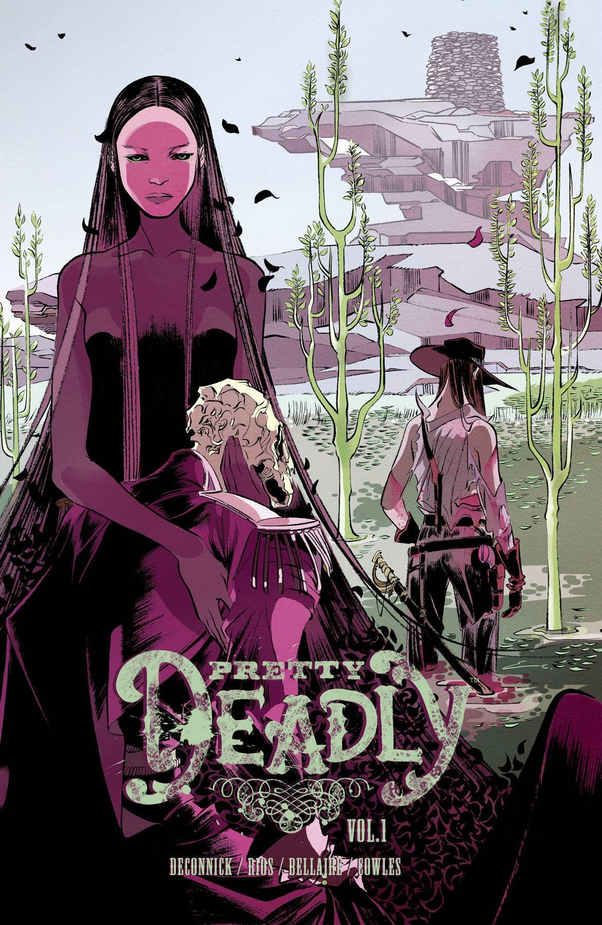 Pretty Deadly tpb