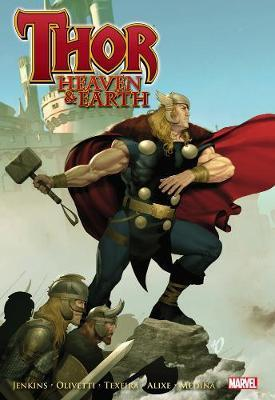 Thor: Heaven and Earth Hc