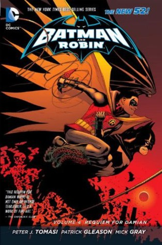 Batman and Robin: Requiem for Damian tpb