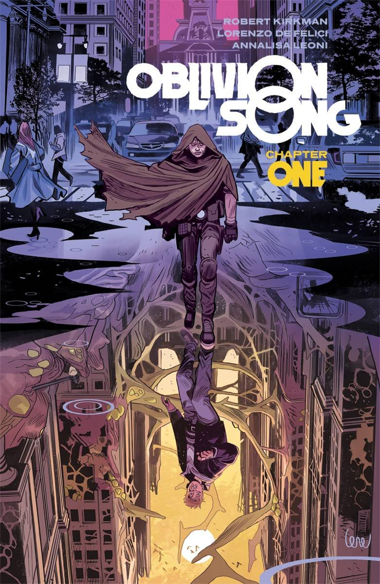 Oblivion Song tpb