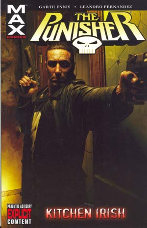 The Punisher Max (vol 2.): Kitchen Irish tpb